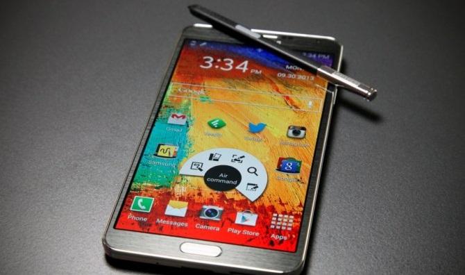 Новый интересный рекламный ролик Galaxy Note 3 от Samsung