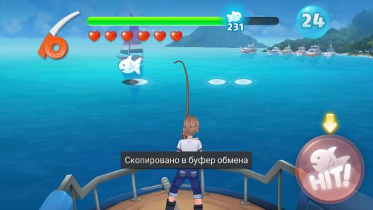 Fish Island – супер реалистичная рыбалка для Android