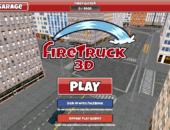 Fire Truck 3D – симулятор езды и пожарника