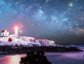 Метеоритный дождь – красивый звездопад