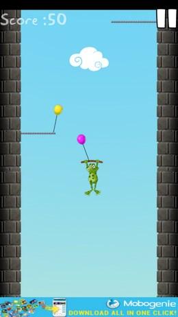 A Frog`s Wish – летающая жабка для Android