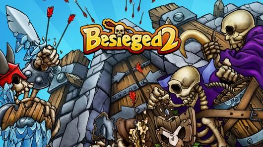 Besieged 2 – оборона замка для Android