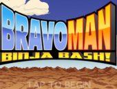 Bravoman: Binja Bash! – супер герой для Android
