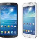 Samsung ведет продажи смартфонов с большим экраном
