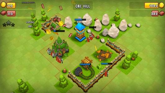 Greed for Glory – стратегическая война для Android