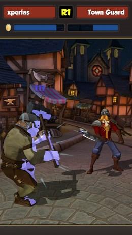 Hero Forge – сражение-головоломка для Android