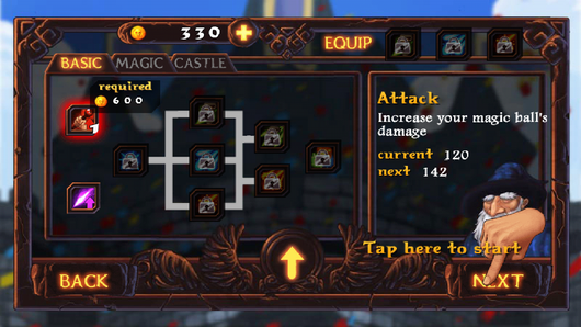 Magic Defence – магическая оборона