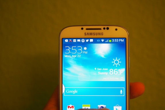 Galaxy S4 Android 4.3 обновление почти закончилось в США