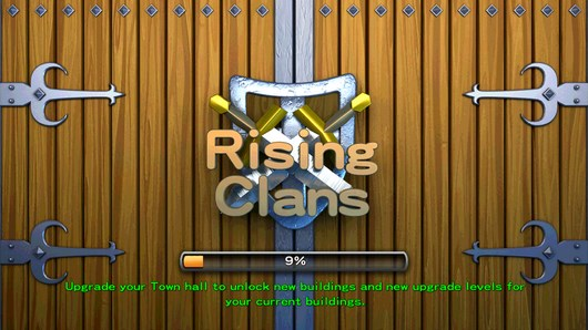 Rising Clans – война между расами