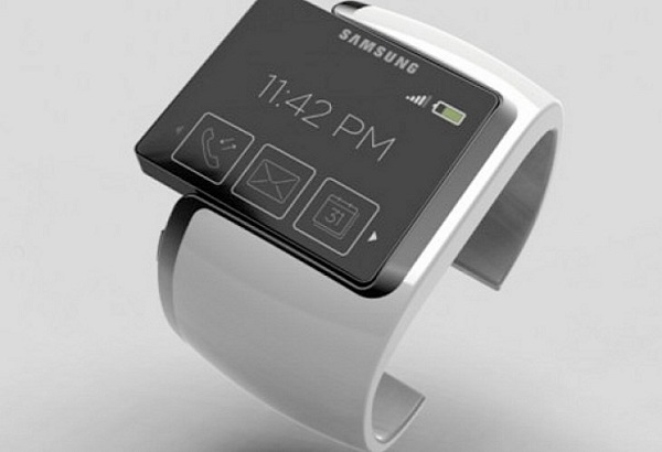 Samsung-Challenges-Apples-iWatch-With-its-Own-Smart-Watch