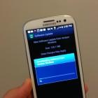 С обновлением Samsung Galaxy S3 Android 4.3 возникли проблемы