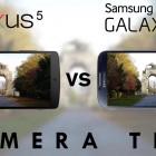 Сравнение Samsung Galaxy S4 и Nexus 5 – камеры и производительность