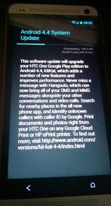 Samsung Galaxy S4 и HTC One Google Play edition начинают получать обновление Android 4.4 (1)