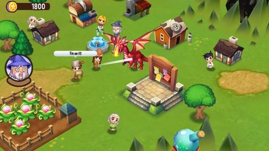 Сказочная стратегия  Adventure Town для Android