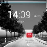Виджет часов и уведомлений Better DashClock Widget для Android