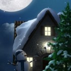 Christmas Moon free – сияющая ночь