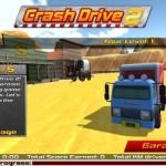 Драйвовые гонки Crash Drive 2 для Android