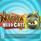Ninja Hero Cats – отряд котов