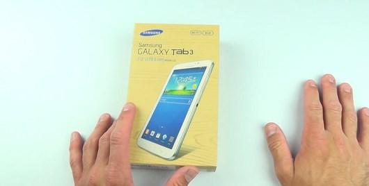 Обзор Samsung Galaxy Tab 3 7.0