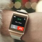 Прикольная новогодняя реклама часов Samsung Galaxy Gear
