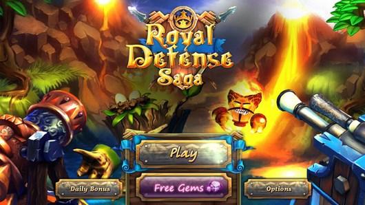 Оборона королевств в стратегии Royal Defense Saga для Android