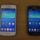 Небольшое сравнение Samsung Galaxy Core Plus и Samsung Galaxy S4 Mini