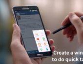 Новые рекламные ролики Samsung Galaxy Note 3 Smart Move