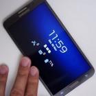 Небольшой обзор работы Samsung Galaxy Round