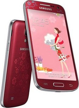Новый Samsung Galaxy S4 mini La Fleur Edition