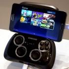 Джойстик для смартфонов Samsung Game Pad скоро в продаже!