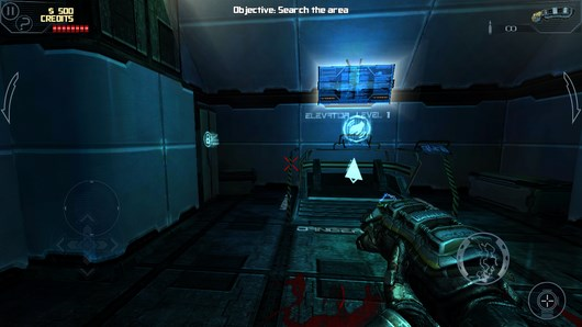 Шутер Dead Effect - уничтожаем зомби для Android