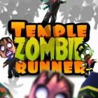 Temple Zombie Runner – зомби-бег