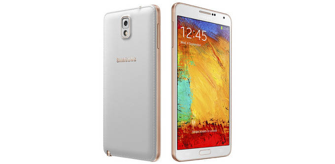 Samsung Galaxy Note 3 Rose Gold edition теперь официально