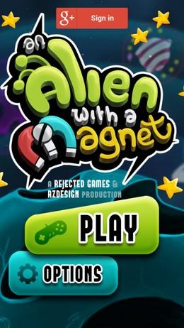 Инопланетная головоломка Alien Magnet для Android