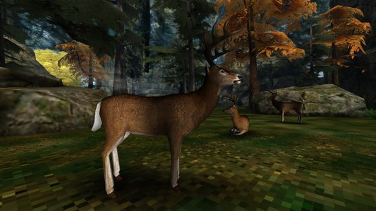 Реалистичная охота Cabela`s Big Game Hunter для Android