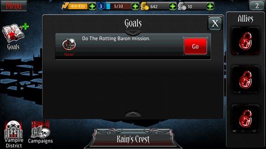 Станьте вампиром и уничтожте врагов в онлайн игре Dark Legends для Android