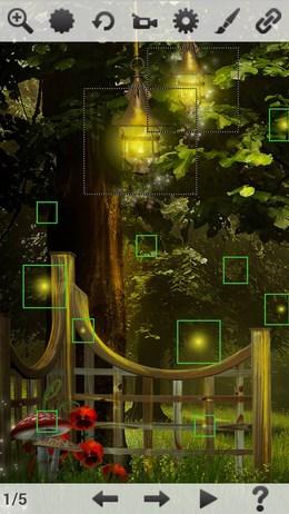 Сказочные обои Firefly для Android