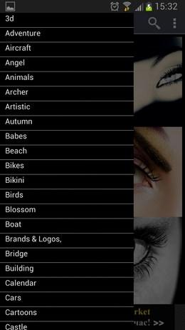 Качетсвенные картинки разных тематик HD WORLD для Android