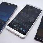 Видео сравнение HTC One Max, Samsung Galaxy Mega 6.3 и Nokia Lumia 1520