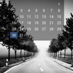 Виджет календаря Month Calendar Widget для Android