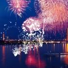 New Year Fireworks – новогодние фейерверки
