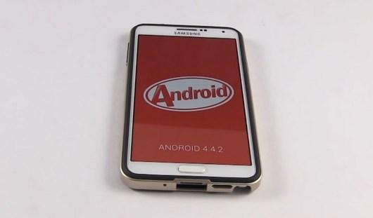 Изменения интерфейса и новые функции в Android 4.4.2 для Galaxy Note 3 и Galaxy S4