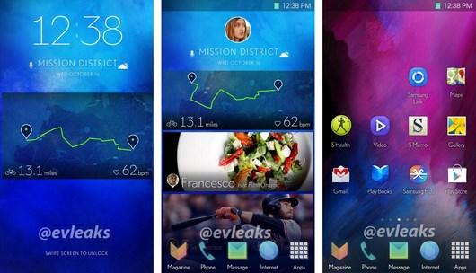 Разработка нового пользовательского интерфейса для Samsung Galaxy