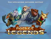 Фантастическая онлайн игра Pocket Legends для Android