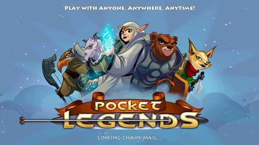 Фантастическая онлайн игра Pocket Legends для Android