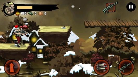 Убиваем зомби монстров в экшене Resident Zombies для Android