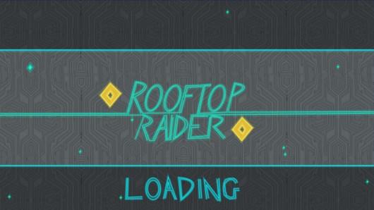 Футуристический раннер Rooftop Raider для Android
