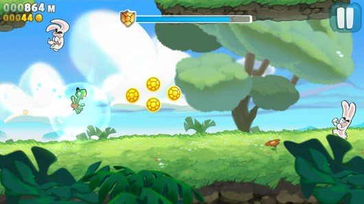 Помогите черепашке убежать RunSheldon для Android
