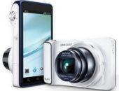 2 камеры белого цвета