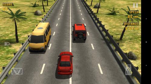 Езда по шоссе - Traffic racer для Android os